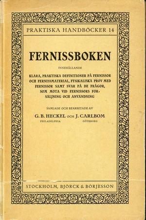 Fernissboken