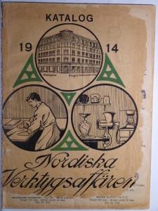 Nordiska Verktygsaffären  1914
